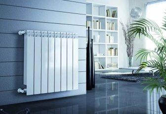 Фото услуг по установке радиатора отопления