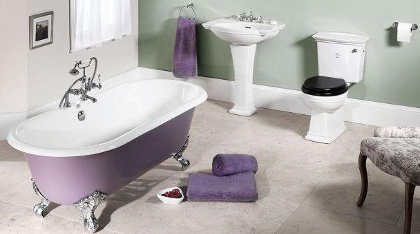 Фото работ по монтажу сантехники в ванной